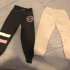 Other - Two pairs 5t sweatpants!
